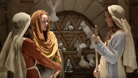 """""""The Dovekeepers"""" First Trailer"""