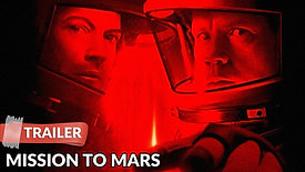 Mission To Mars (2000) - Trailer