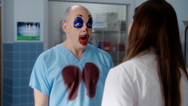 Children's Hospital - Hide the Clown