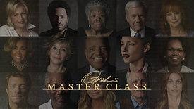 Oprah's Master Class (2012-2017)