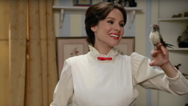 Funny or Die - Mary Poppins Quits with Kristen Bell