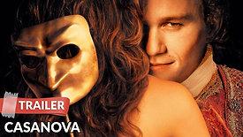 Casanova (2005) Official Trailer