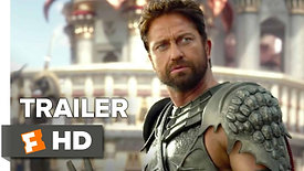Gods of Egypt Official Trailer (2016)