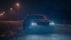 Dodge Hellcat NYE