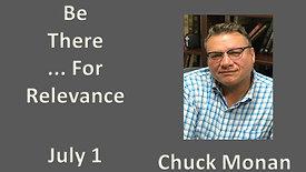 Chuck Moran - 7/1/2020