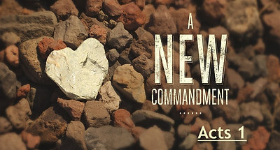 A New Commandment - Jimie-Wray Mead 9/27/20