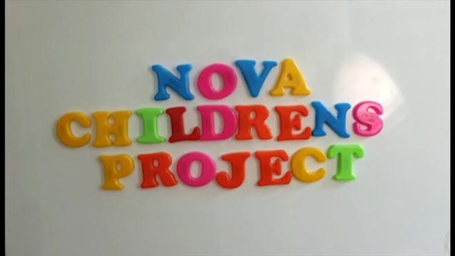 Nova Homepage Video