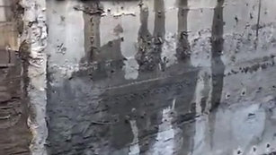 8/1/19 - Wall collapses and causes a landslide
