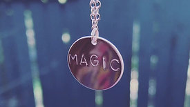 "Rose Gold ""Magic"" Necklace"