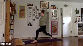 MOVE THROUGH OPEN AND CLOSED HIP POSITIONS with Lisa