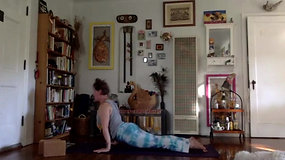 STRONG FLOW FOR HIP ROTATION with Lisa