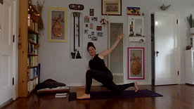 OPEN UP SPACE FOR TWISTS with Lisa