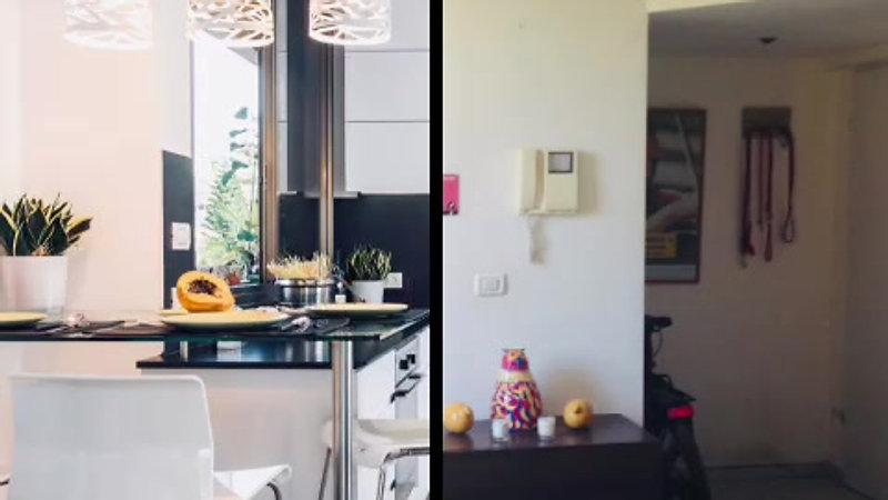 שיפוץ מקיף לדירה להשקעה בצפון ת״א הישן