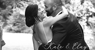 Kate & Clay 'wedding trailer'