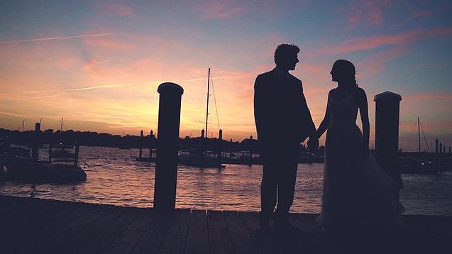 Chelsey & Peter 'wedding trailer'