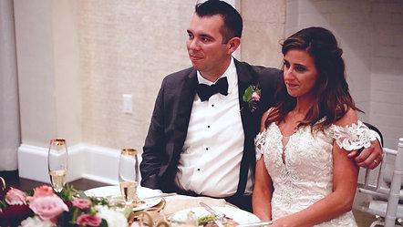 Tom & Elise 'wedding trailer'