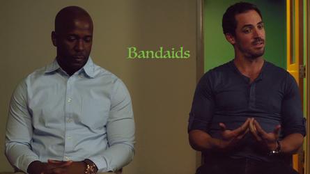 Bandaids Trailer
