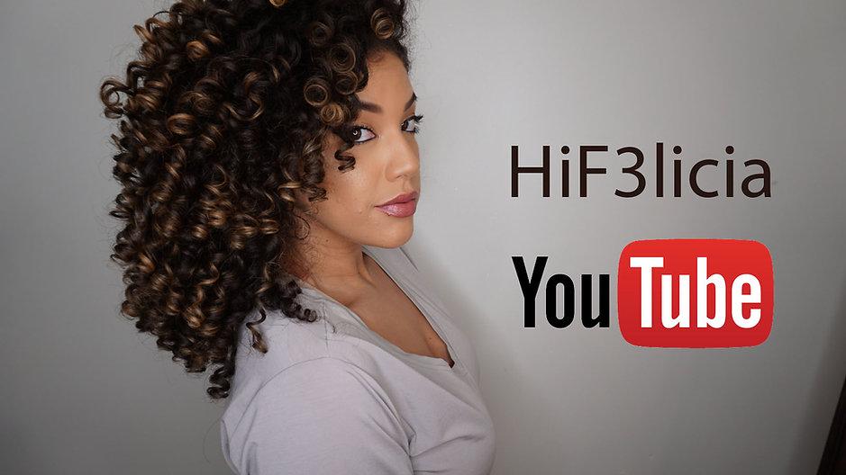 HiF3licia YouTube