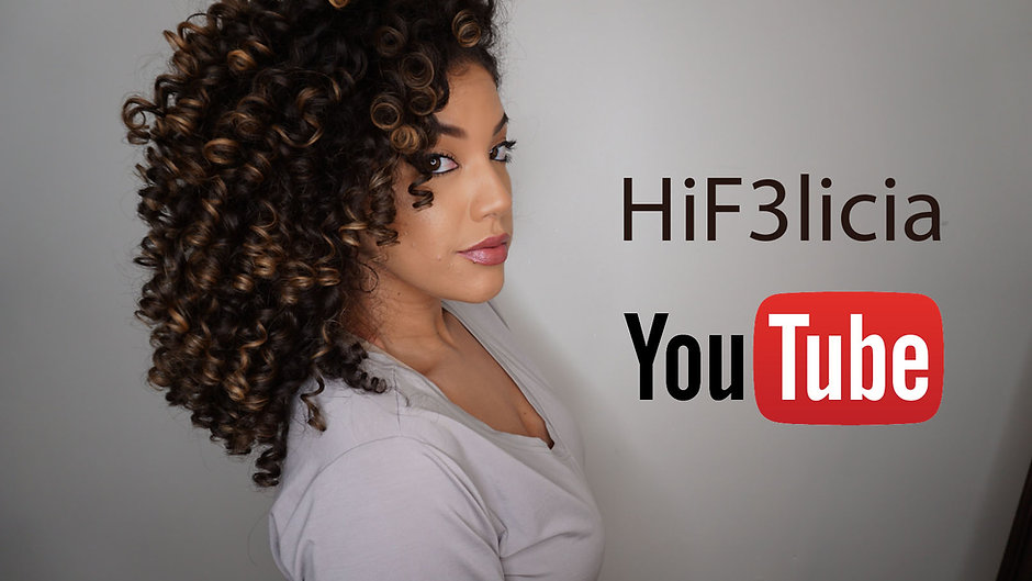 HiF3licia YouTube