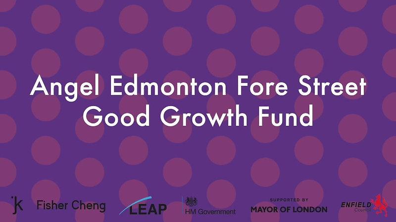 Angel Edmonton Fore Street Good Growth Fund