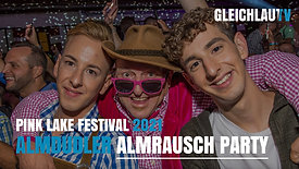 Pink Lake Festival 2021 - Almdudler Almrausch Party