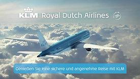 Reisen mit KLM