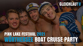 Pink Lake Festival 2021 - Boat Cruise Party