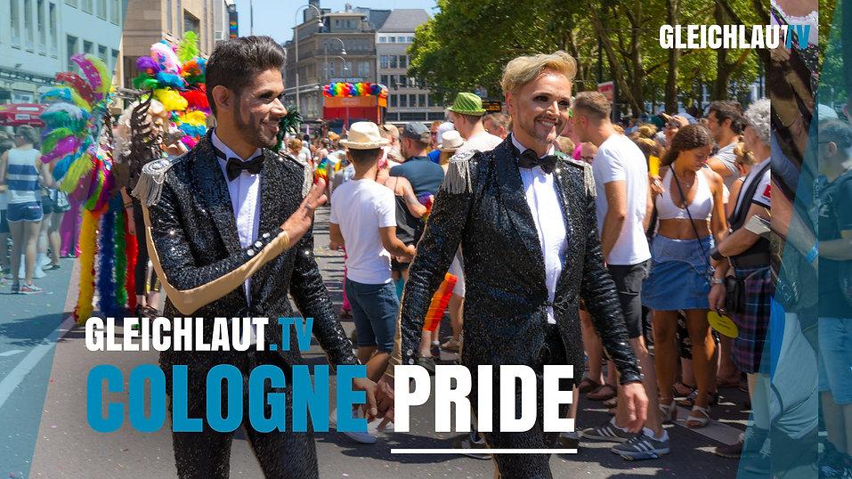 Cologne Pride 2018 - We remember