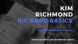 Kim Richmond - Big Band Basics