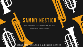 Sammy Nestico - The Complete Arranger Part 1