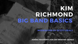 Kim Richmond - Big Band Basics
