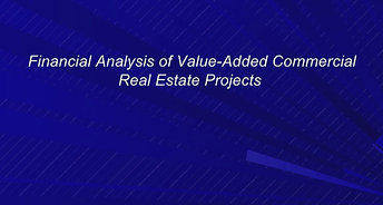 Rapid Access - We offer commercial financing for; office, retail, industrial & multi-family.