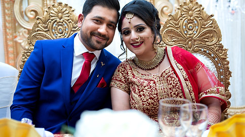 Aarti & Karan