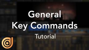 General Key Commands