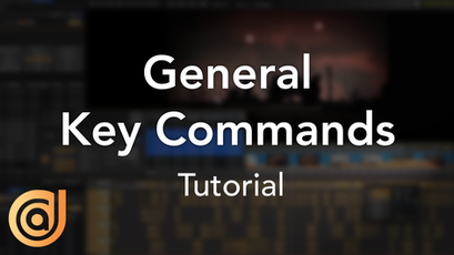 General Key Commands