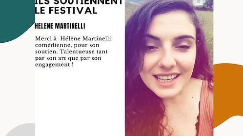 Hélène MARTINELLI