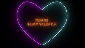 Saint Valentin - Frequencia