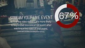 LiveStream Promo