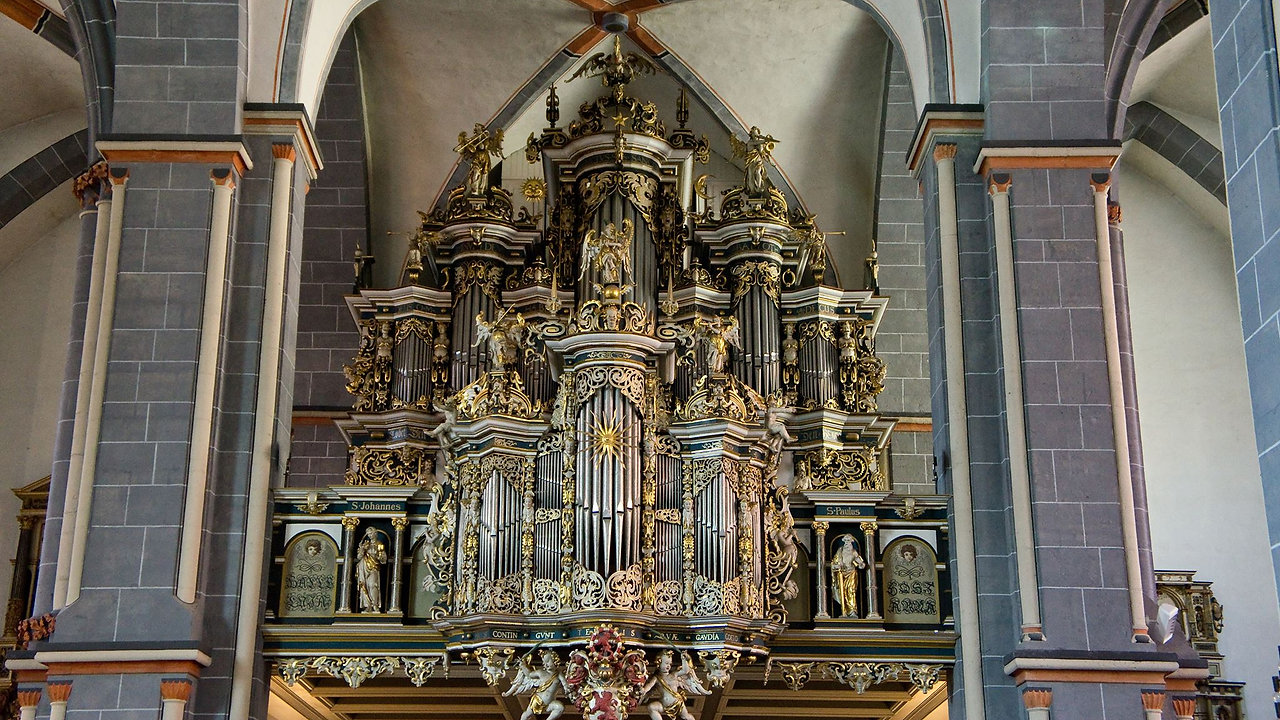 Orgelmusik aus St. Martini