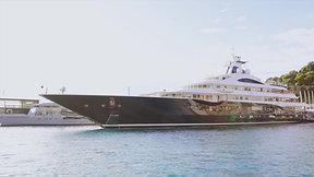 Lürssen Yachts at Monaco Yacht Show 2019