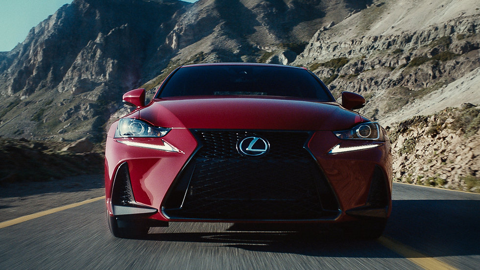 "LEXUS iS - ""Ode to Driving"""