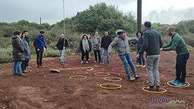 Team-building on Tuval