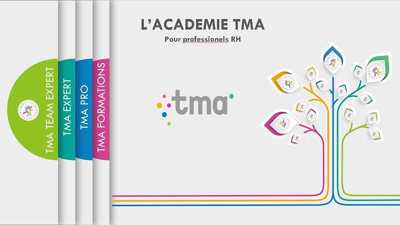 TMA academie Formations