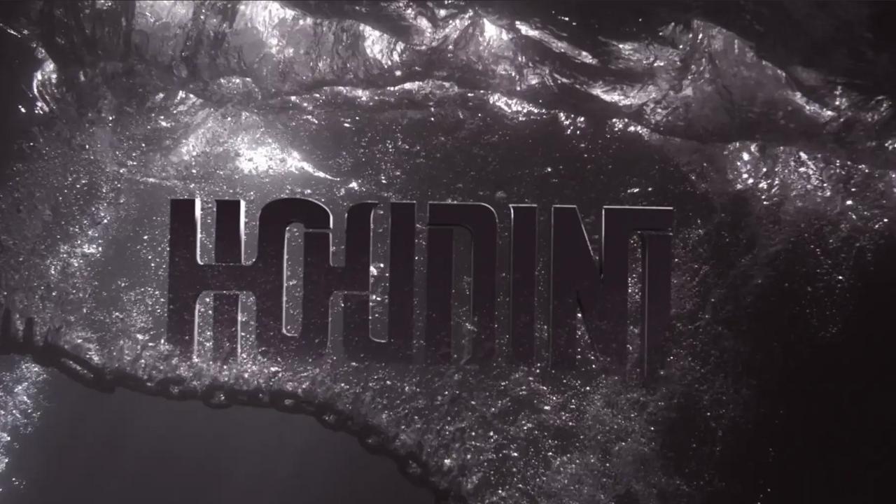 Lionsgate A+E Houdini VFX & Newspaper Sequences