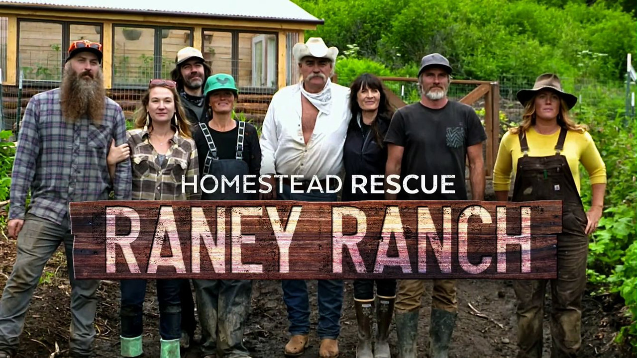 Discovery Homestead Rescue Season 3 Explainers & Maps Graphics Package