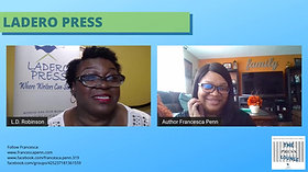 The Press Lounge:  Francesca Penn