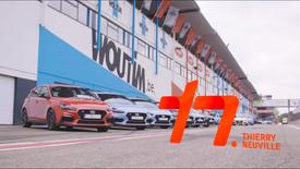 Hyundai i30n Thierry Neuville Track Days