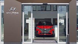 Hyundai - Heropening showrooms