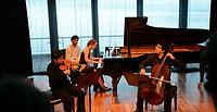 Johannes Brahms: Klavier Trio No 1 Op 8 in H-Dur