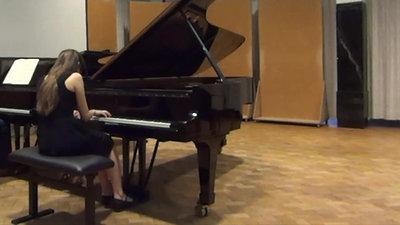 Maurice Racel: Piano Concerto in G (excerpt)